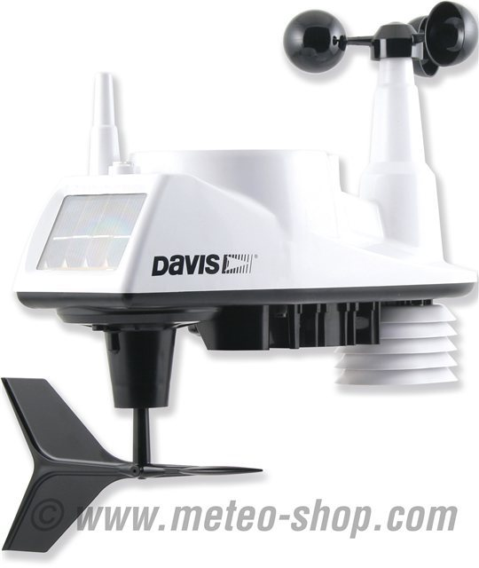 Stazione meteo Wireless Entry Level Davis Vantage Vue 6250EU - Gruppo Sensori