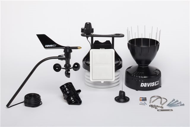 Davis ISS Vantage Pro2 GroWeather cablato